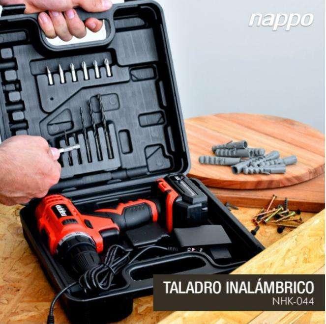 Taladro inalámbrico - 1