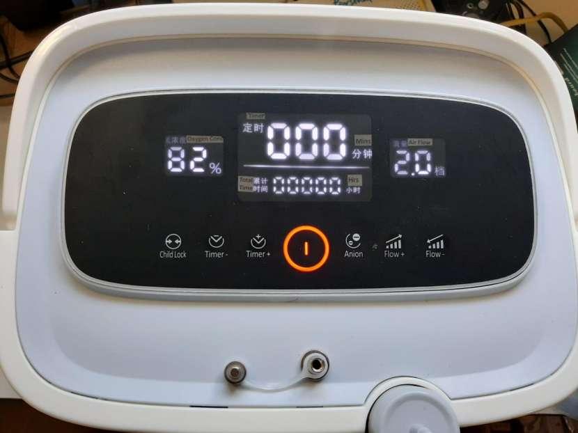 Concentrador de oxígeno - 2
