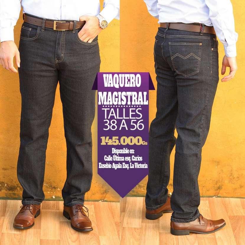 Pantalones y vaqueros Sports - 3
