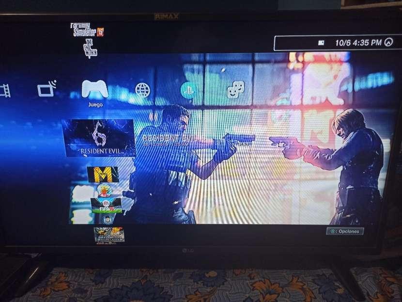 PS3 Super Sim 500 gb - 3