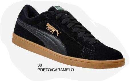 Calzado Puma suede disponible en 4 colores - 3