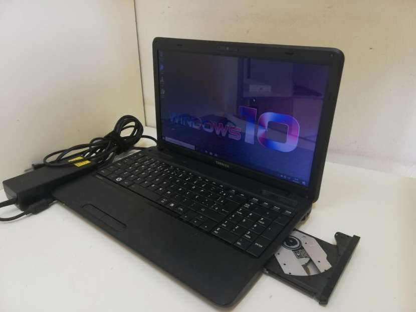Notebook Toshiba Satellite C655 - 4