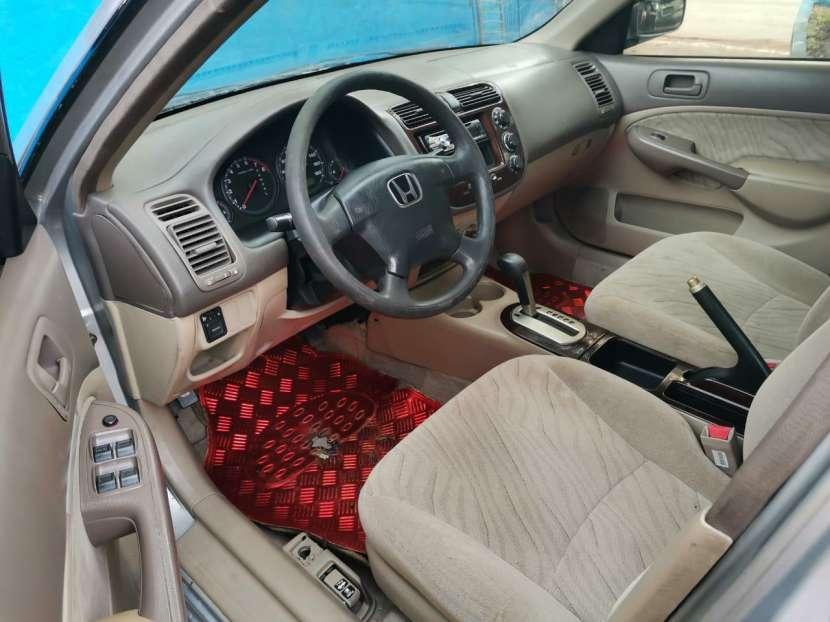 Honda Civic 2002 - 7