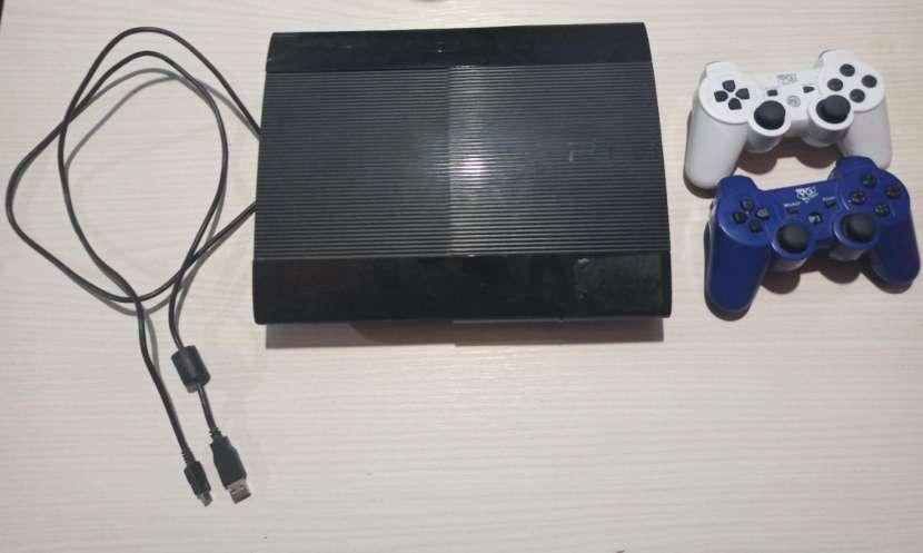 PS3 Super Sim 500 gb - 8