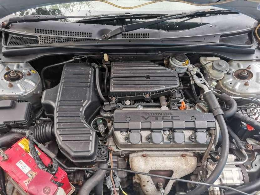 Honda Civic 2002 - 8