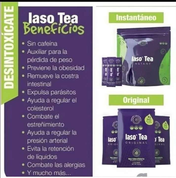 Iaso Tea Instantáneo para perdida de peso - 1