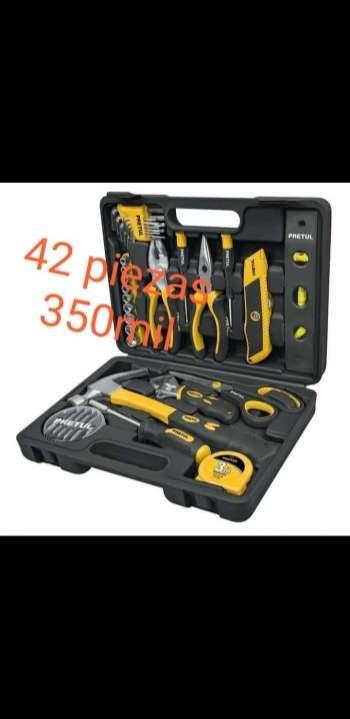 Kit de herramientas de 42 piezas - 0