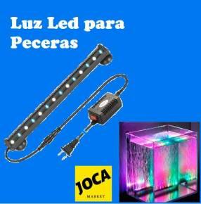Luces LED para peceras