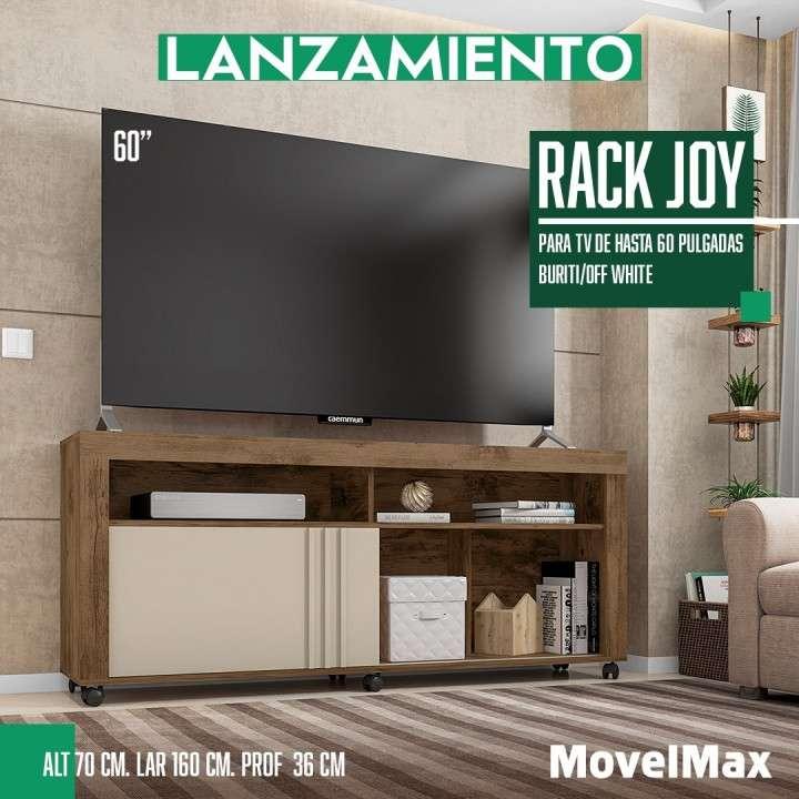 "Rack para tv de 60"" joy movel - 0"