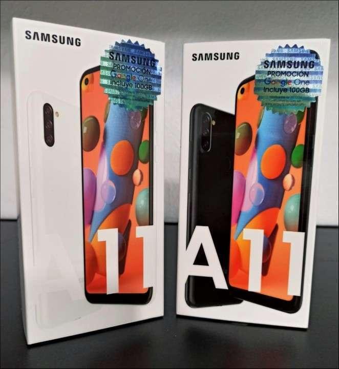 Samsung Galaxy A11 de 32 gb nuevos - 0