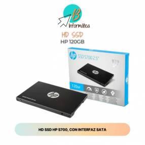 HD SSD 120GB HP
