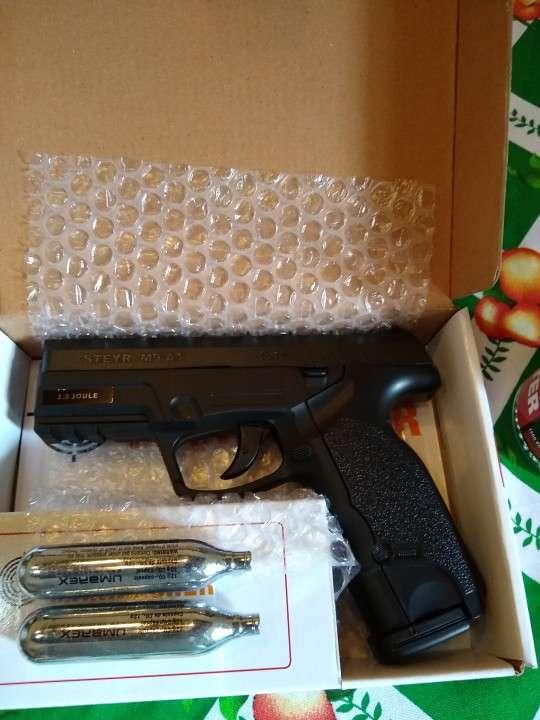 Pistola a gas Co2 calibre 4.5 - 0
