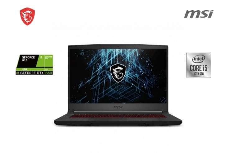 Notebook MSI GF63 Thin i5 - 0