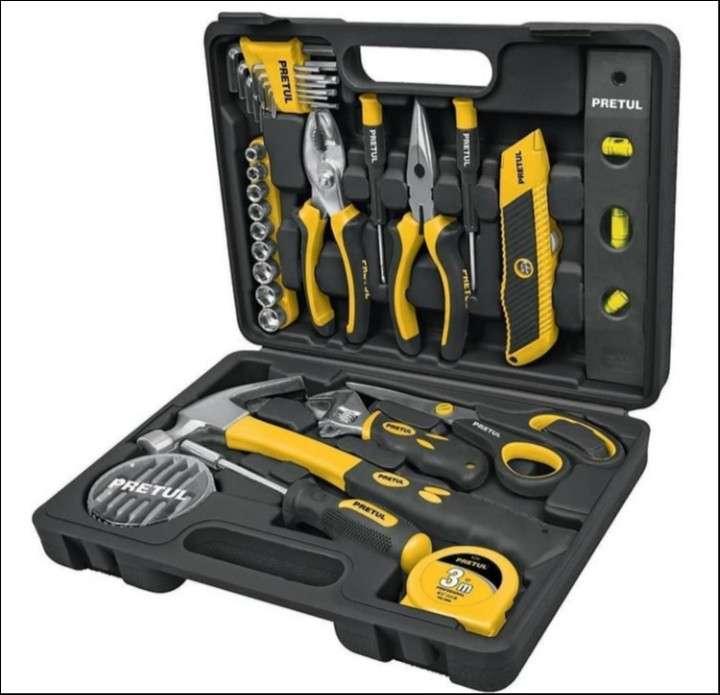 Kit de herramientas - 0