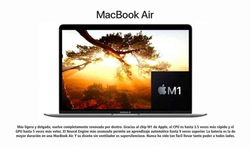 MacBook Air 2020 M1 - 0