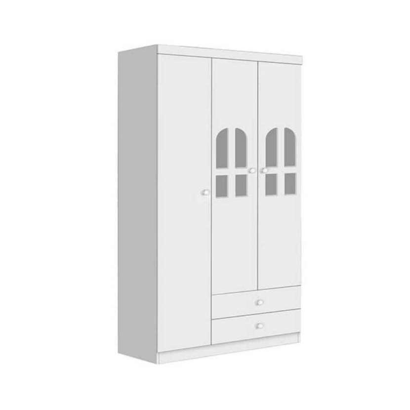 Cuna mini-cama alvin j&a blanco (30357) - 1