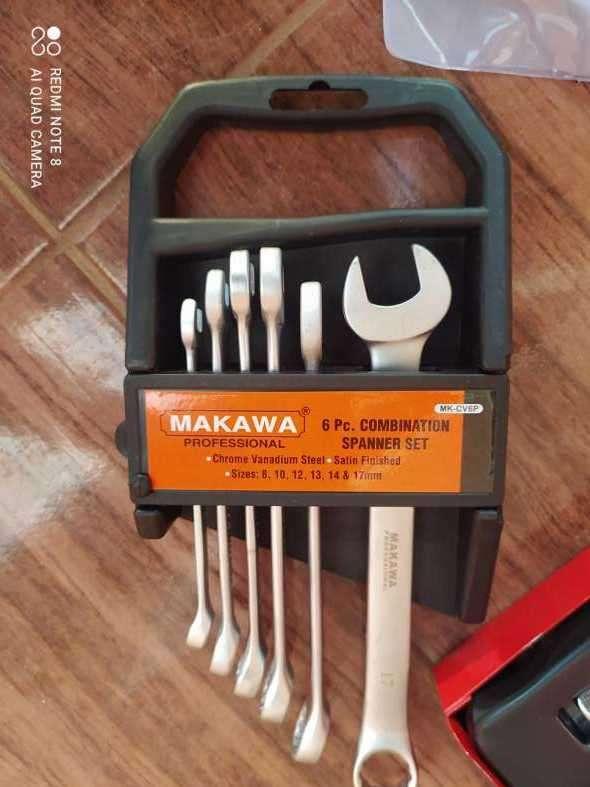 Juego de herramientas - 1