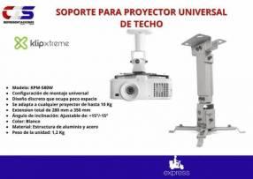 Soporte para proyector universal de techo Klip Xtreme