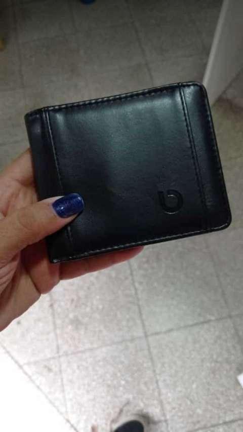 Billeteras y cintos de cuero - 1