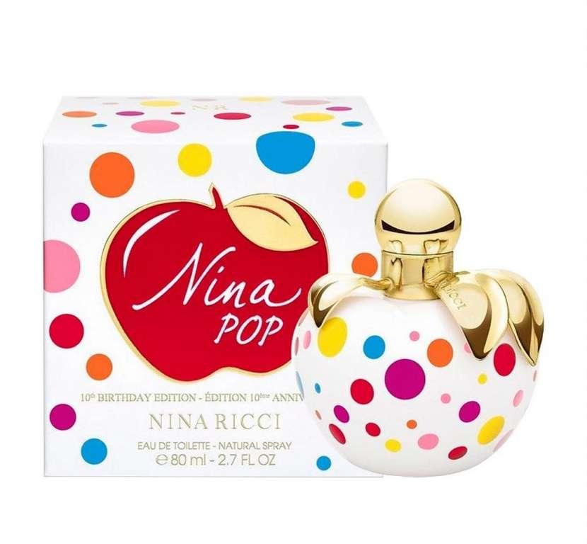 Nina Pop de Nina Ricci original de 80 ml - 0
