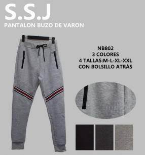 Buzo para caballero SSJNB802