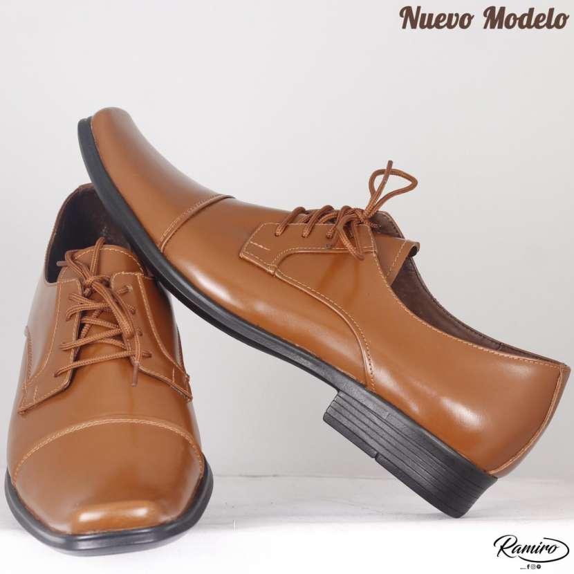 Zapatos de cuero - 0