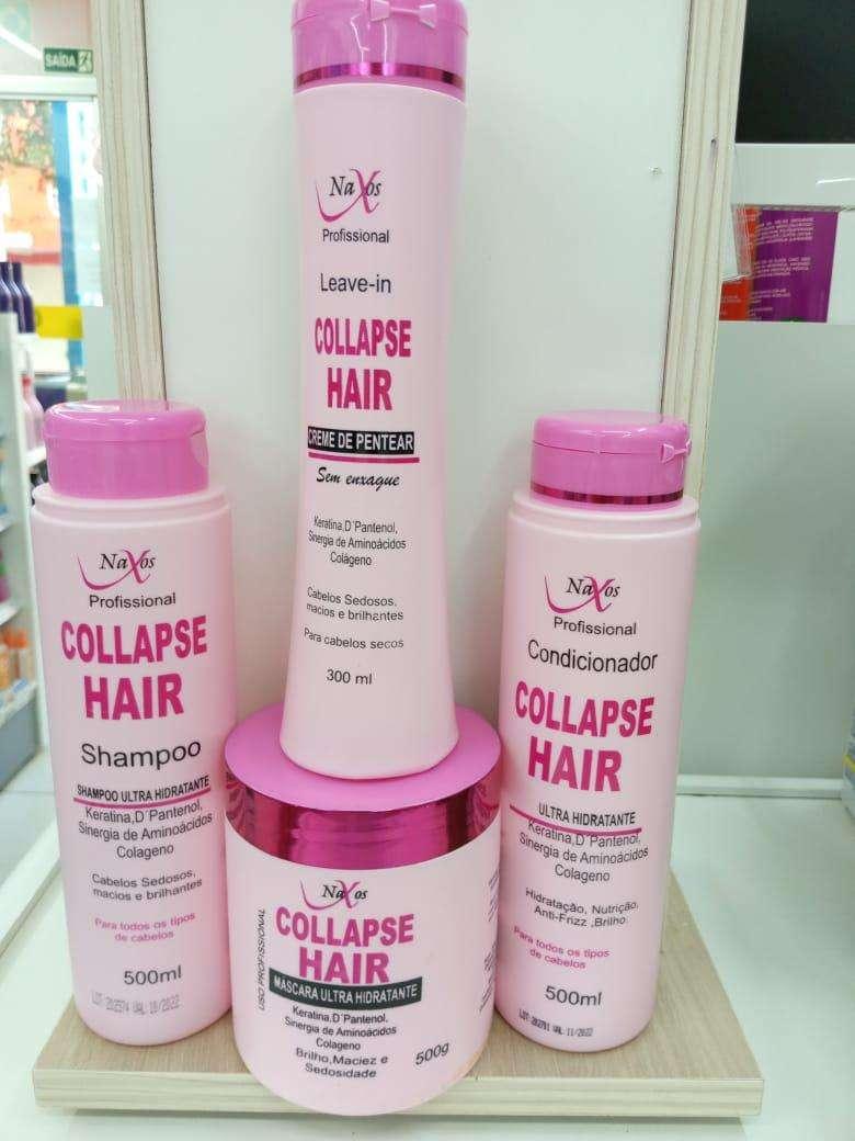 Shampoo y acondicionador - 1