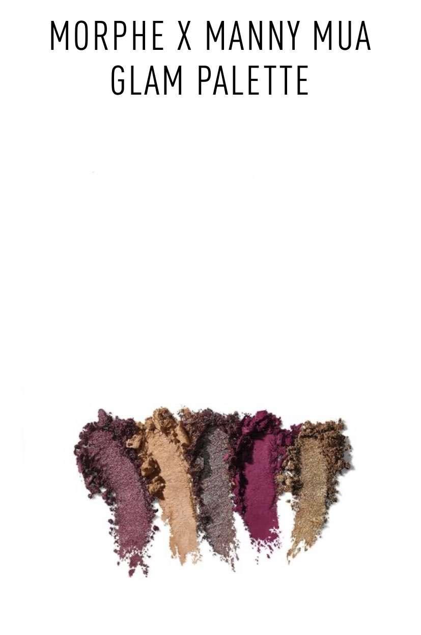 Paleta de sombras - 2