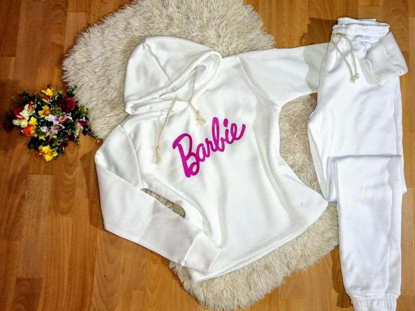 Conjuntos Barbie Moletón frizado - 2