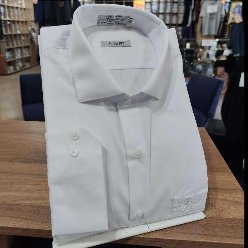 Camisa TC Blanca - 2