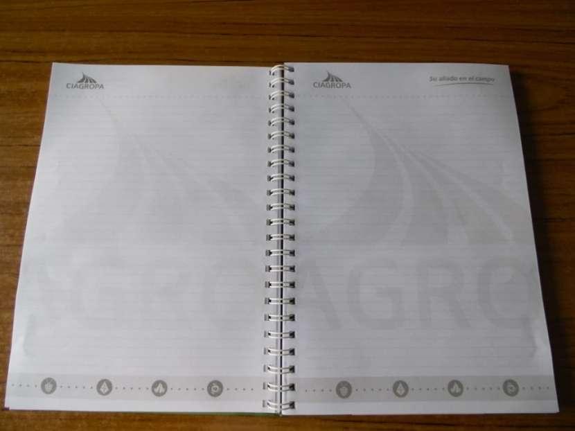 Confeccionamos cuadernos empresariales - 1