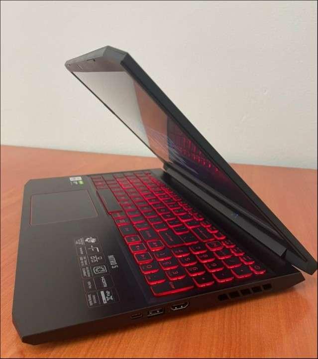 Gamer Acer Nitro 5 i5 10ma NVMe 512 Nvidia 1650 - 5
