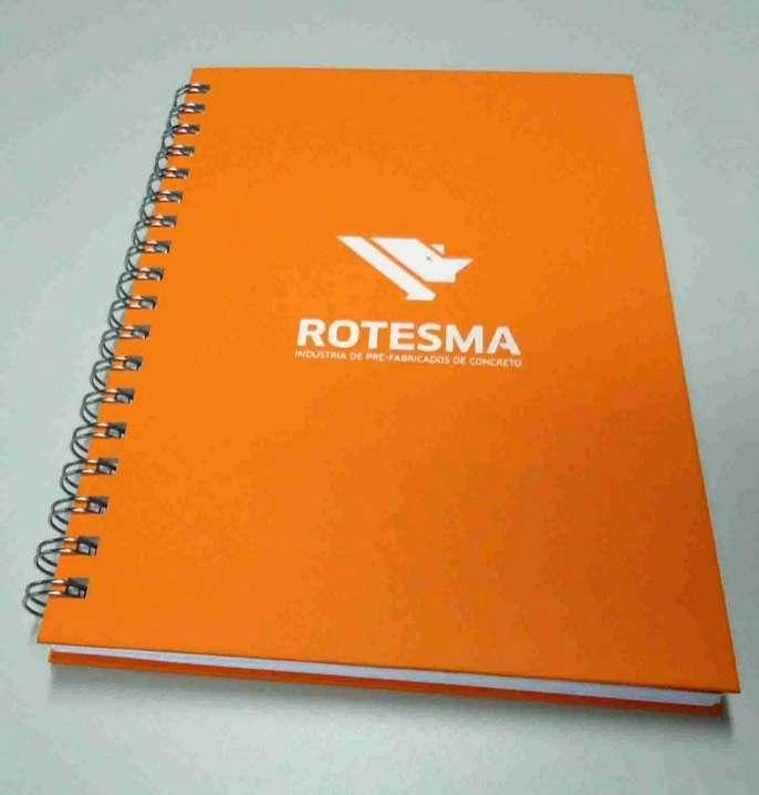 Confeccionamos cuadernos empresariales - 5