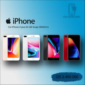 iPhone 8 Plus 64 gb Swap grado A