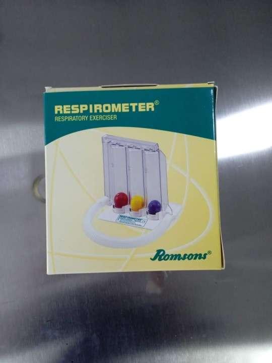 Respirómetro - 0