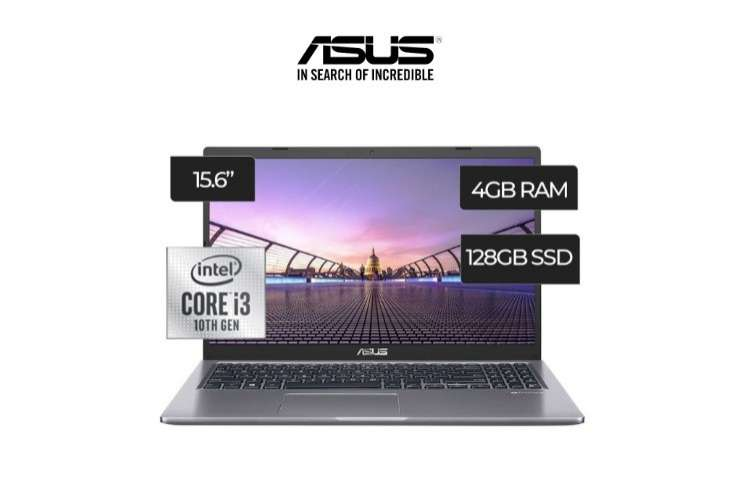 Notebook Asus i3 FHD - 0