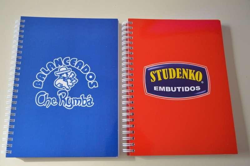 Confeccionamos cuadernos empresariales - 2