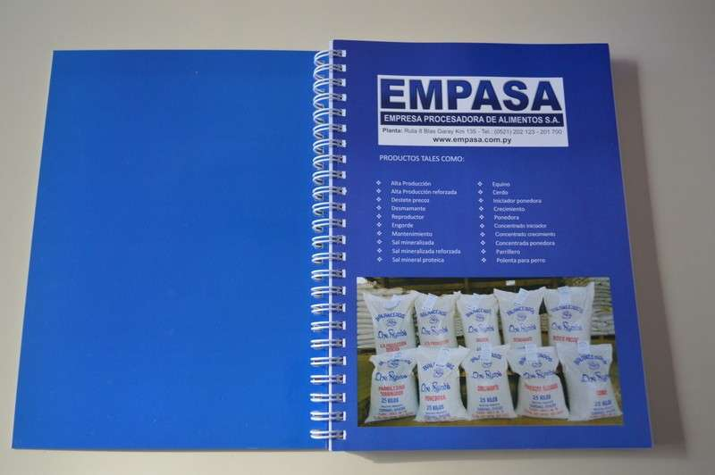 Confeccionamos cuadernos empresariales - 4