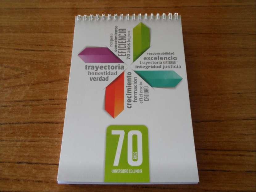 Confeccionamos cuadernos empresariales - 7