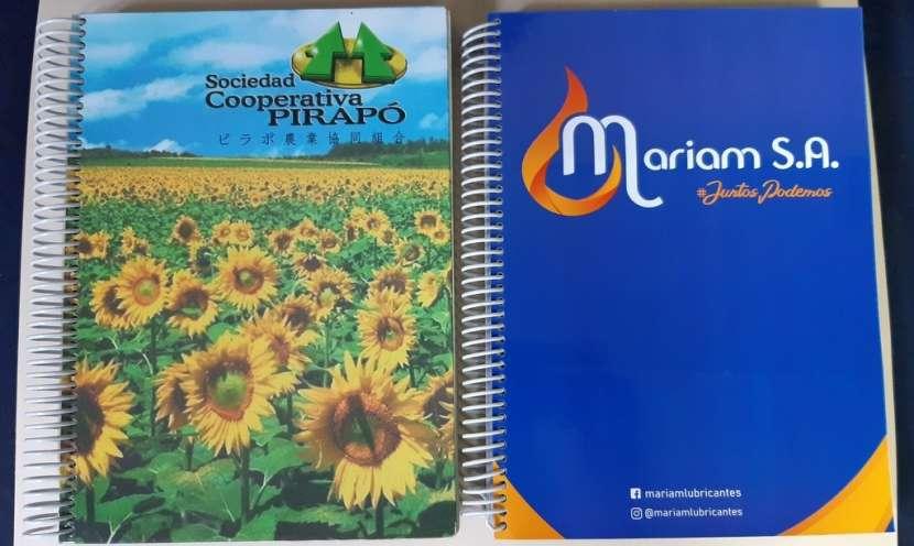 Confeccionamos cuadernos empresariales - 8