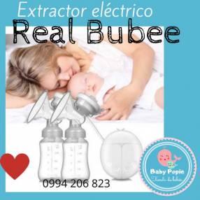 Extractor Eléctrico Real Bubee