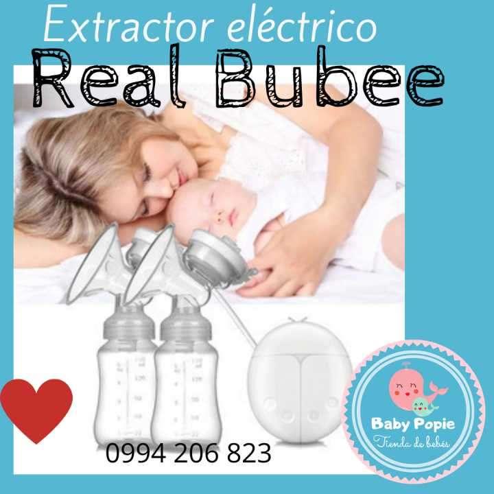 Extractor Eléctrico Real Bubee - 0