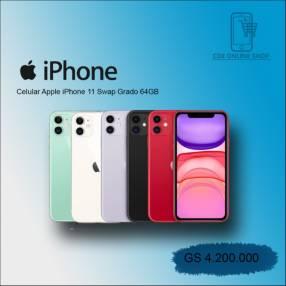 iPhone 11 de 64 gb Swap Grado A