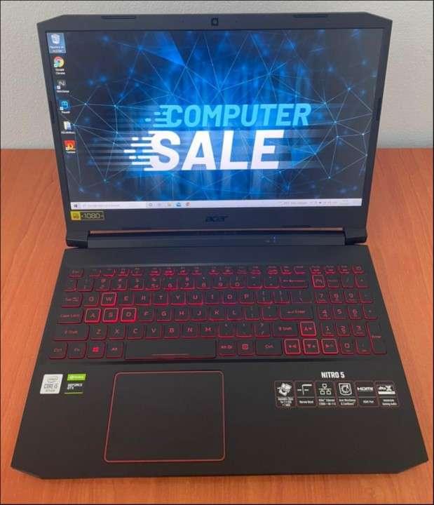 Gamer Acer Nitro 5 i5 10ma NVMe 512 Nvidia 1650 - 2