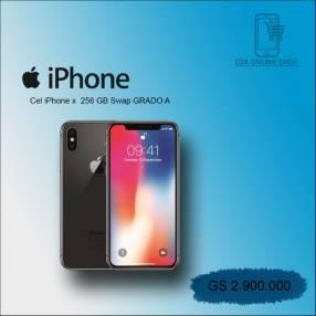 iPhone X 256 GB Swap Grado A