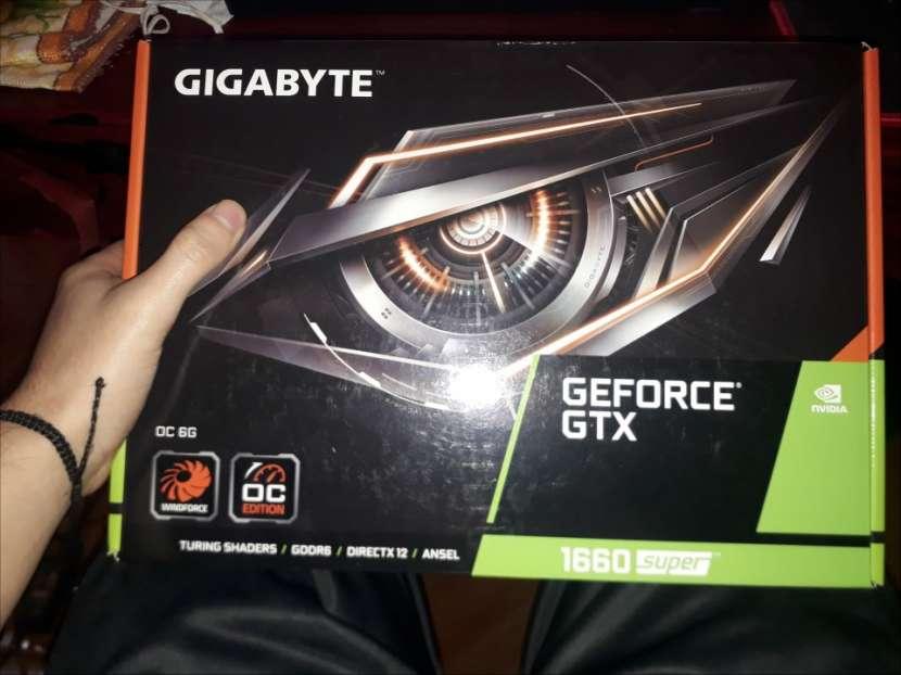 GTX 1660 Super Gigabyte - 1