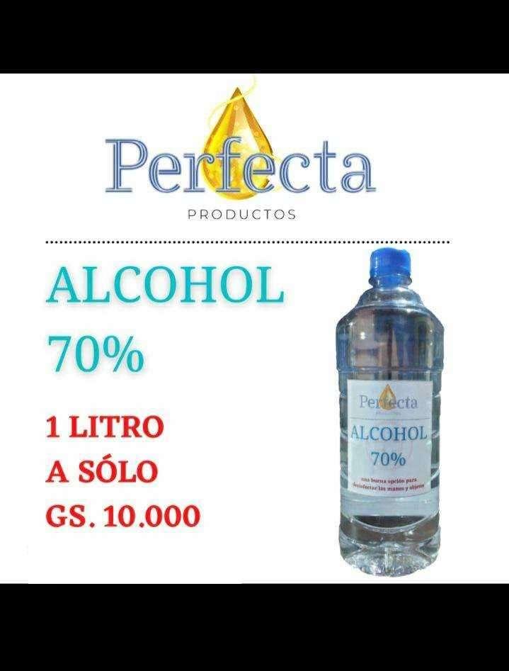 Alcohol 70% - 0