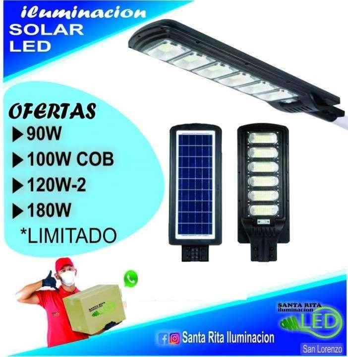 Alumbrado Solar - 0