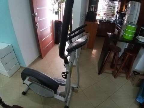 Bici ergométrica 150 kilos - 0