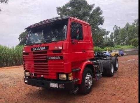 Scania 113 360 trucado - 7